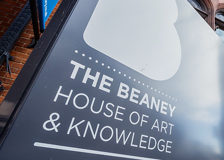 The Beaney House of Art and Knowledge, Canterbury